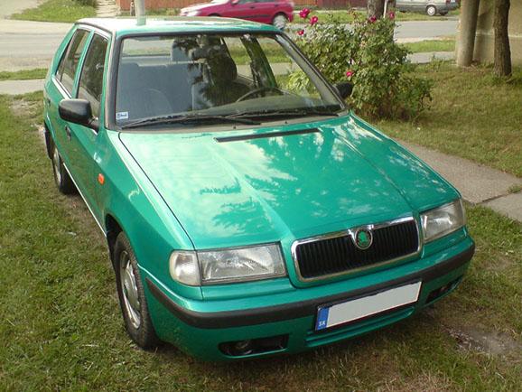 Autókölcsönzés Skoda Felicia