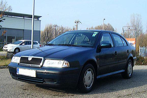 Autókölcsönzés Skoda Octavia