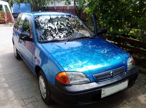 Autókölcsönzés Suzuki Swift