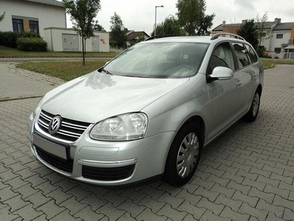 Autókölcsönzés Volkswagen Golf V. kombi