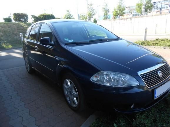 Autókölcsönzés Fiat Croma