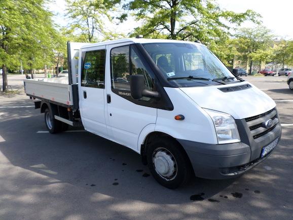 olcsó kisteherautó bérlés Ford Transit