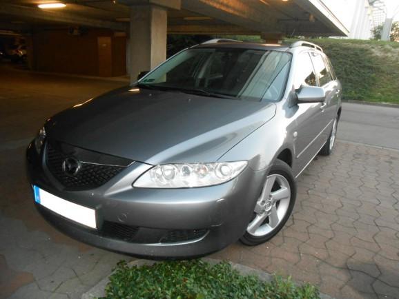 Autókölcsönzés Mazda 6