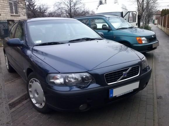 Autókölcsönzés Volvo S60